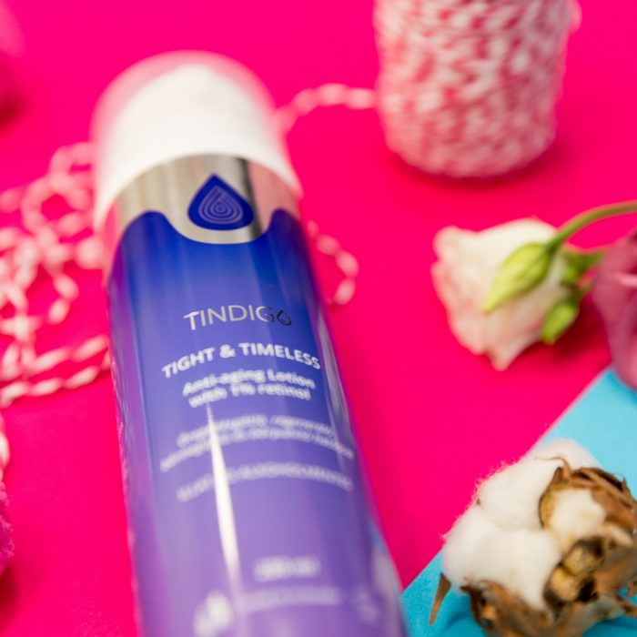 Tindigo Tight&Timeless Anti-aging Lotion1% retinol